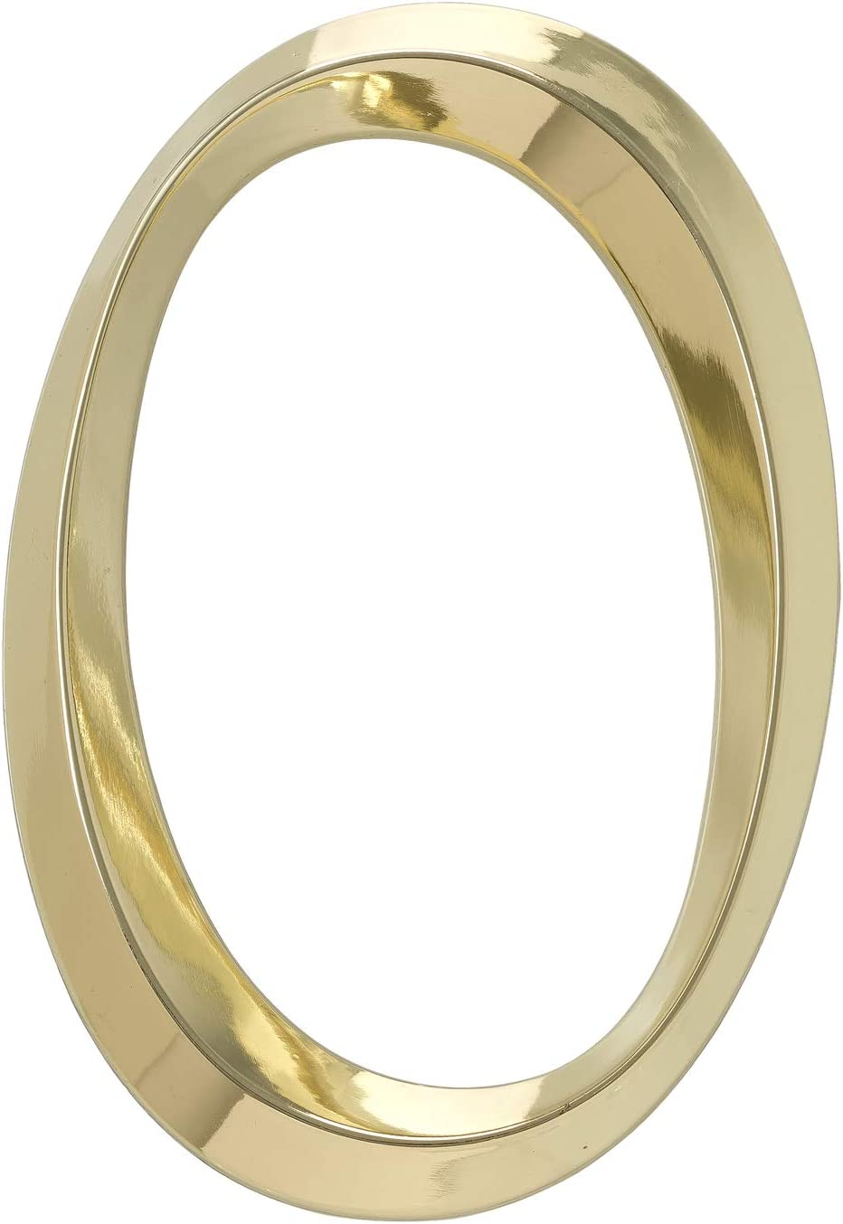 Whitehall Products Classic 6 Inch number 0 Polished Brass, 6 Inch