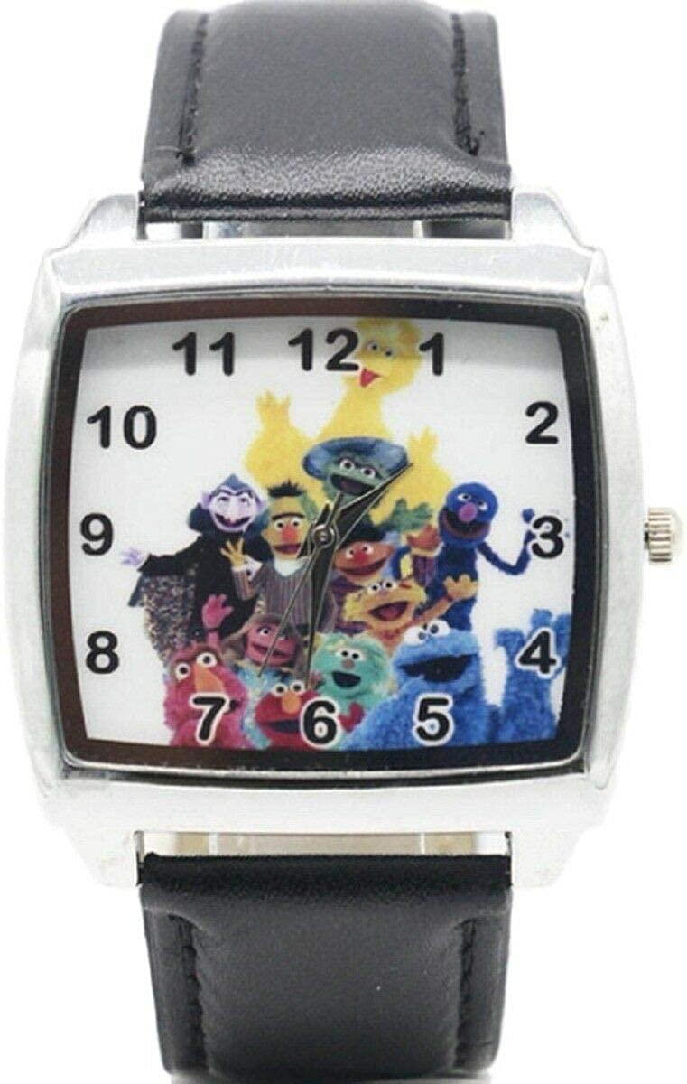 S Street Characters latest Nippon regular agency Genuine Watch Leather Band Wrist