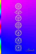 Namaste ~ Composition Book: Namaste ~ 7 Chakra symbols on a bright rainbow fade background. The glossy cover wraps around this 100 sheet - 200 page, ... book. (Namaste ~ Soul to Soul) (Volume 2)