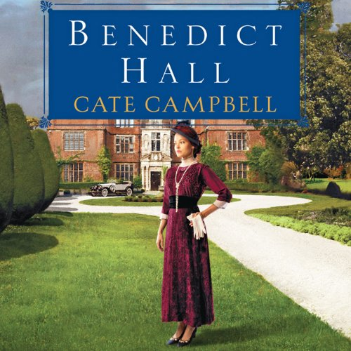 Benedict Hall audiobook cover art