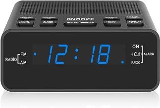 Best single alarm clock radio Reviews