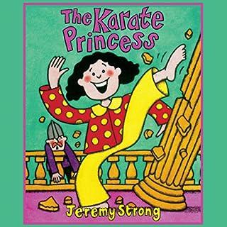 The Karate Princess cover art