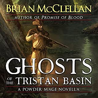 Ghosts of the Tristan Basin cover art