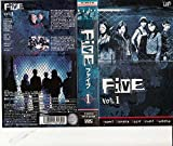FIVE VOL.1 [VHS]