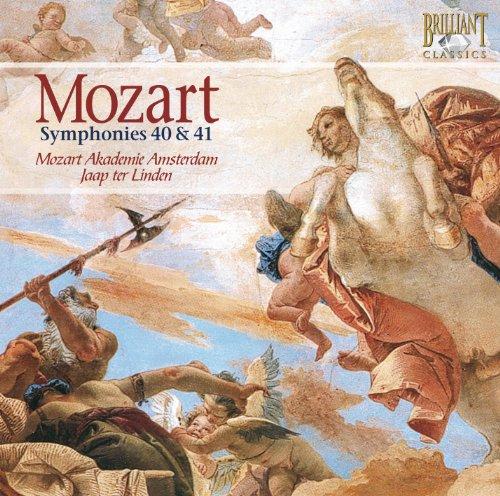 Mozart: Sinfonien 40 & 41