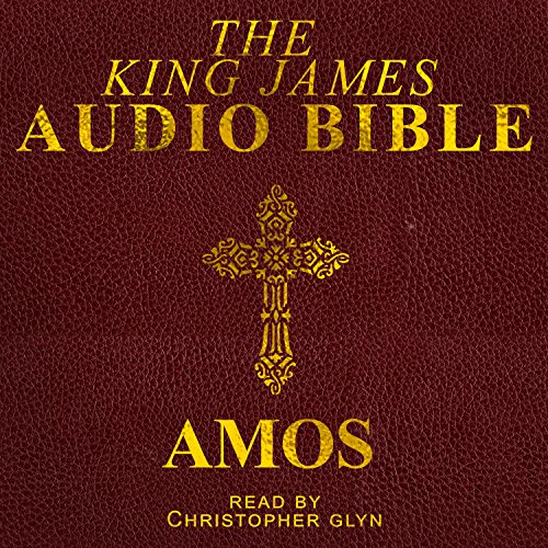 Amos audiobook cover art