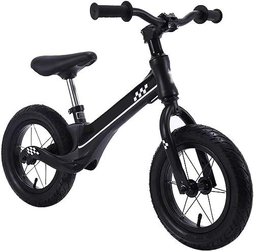 despacho de tienda YJFENG-bicicleta de equilibrio Bicicleta Sin Sin Sin Pedales Bicicleta De Carreras Pedal De Reposo Absorción De Impacto Antideslizante 5kg,4 Colors (Color   negro, Talla   88x60cm)  punto de venta de la marca