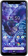 Nokia Mobile Nokia 5.1 Plus - Android 9.0 Pie - 32 GB - Dual Camera - Dual Sim Unlocked Smartphone (AT&T/T-Mobile/Metropcs...