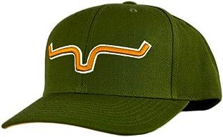 Kimes Ranch Gold Standard Olive Wool Snapback Hat