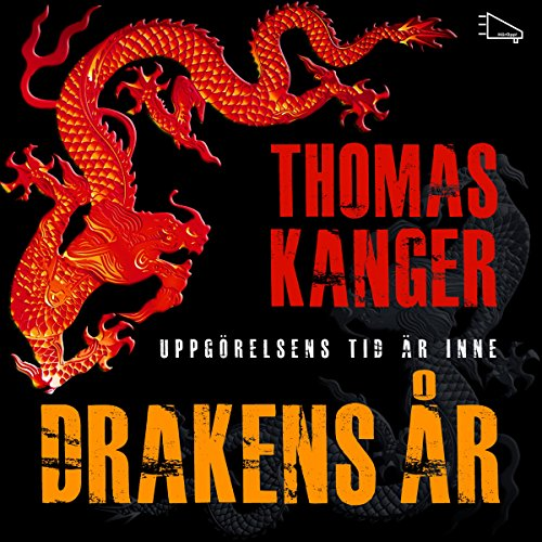 Drakens år audiobook cover art