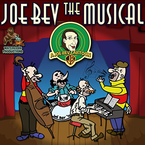 Joe Bev the Musical cover art