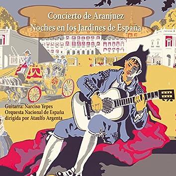 Concierto de Aranjuez / Noches en los Jardines de España
