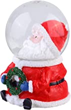 KESYOO Christmas Snow Globe LED Crystal Ball Santa Claus Table Lamp Light for Kids Toddler Holiday Seasonal Birthday Party...