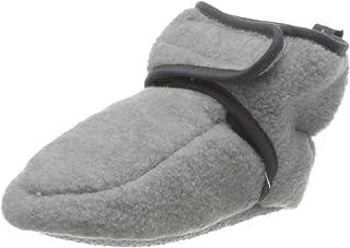 Playshoes Souliers en Laine Polaire, Chaussures pour Ramper Mixte bébé