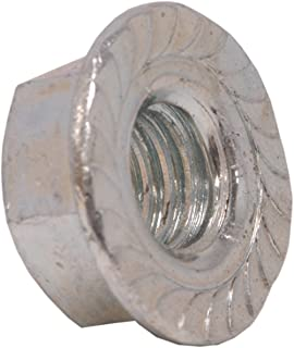The Hillman Group 180174 Nylon Insert Lock Nut 10-Pack 1-Inch by 8-Inch