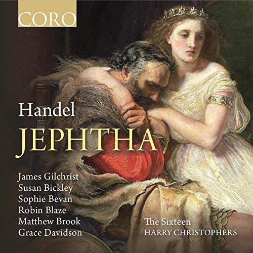 Jephtha, HWV 70, Act III, Scene 1: Sinfonia