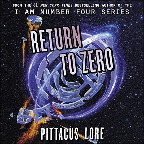 Return to Zero                   By:                                                                                                                                 Pittacus Lore                               Narrated by:                                                                                                                                 P.J. Ochlan                      Length: 12 hrs     Not rated yet     Overall 0.0