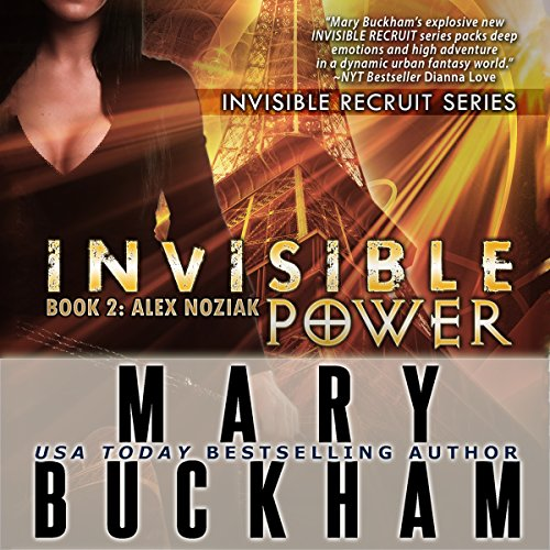 Invisible Power audiobook cover art