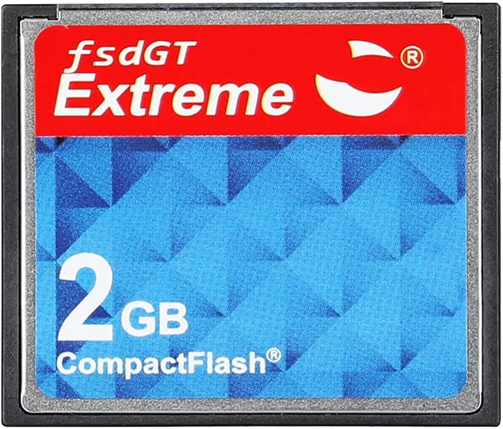 Compact Flash Memory Card Original Camera Card CF Card 2GB