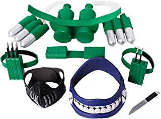 Himiko Toga Mask Weapons Armor Cosplay Prop Accessories