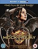 The Hunger Games - Mockingjay Part 1 [Edizione: Regno Unito] [Italia] [Blu-ray]