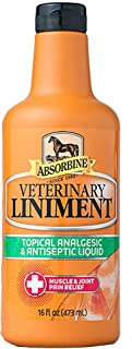 Absorbine Veterinary Liniment Liquid 16oz