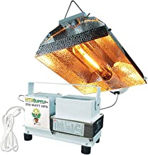 HTG Supply 250-Watt High Pressure Sodium (HPS) Complete Grow Light, Bulb Included