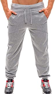 Men's Joggers Sweatpants Workout Running Gym Pants with Pockets Running Hiking Outdoor