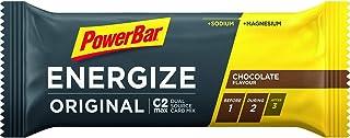 Barres PowerBar Energize C2Max 25x55gr Chocolate