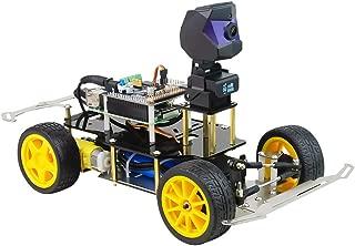 XiaoR Geek Donkey Car Starter Kit Open Source DIY Self Driving Platform for Small Scale Cars Raspberry Pi Robot Car