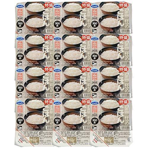 ウーケ ふんわりごはん 特盛り国内産100% 300g (12)