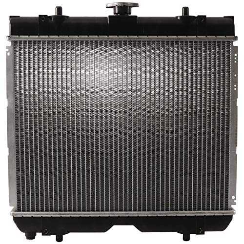 Complete Tractor New 1906-6312 Radiator Replacement For Kubota L2600DT L2600F L2800DT L2800F L2800HST L3000DT L3000F L3400DT L3400F L3400HST L3700SU L4300DT L4300F TC020-16000