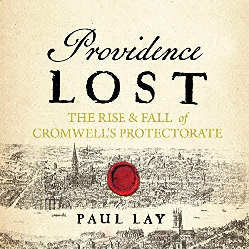 Providence Lost audiobook cover art