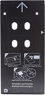 Inkjet PVC Card Tray for Canon PIXMA PRO-10 and PRO-100 (Canon K Tray Printers)