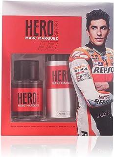 HERO Sport pack Marc Marquéz colonia 100 ml + desodorante 150 ml