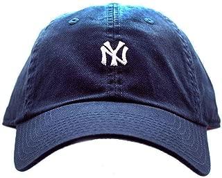 American Needle MLB Micro Team Logo Slouch Adjustable Dad Hat