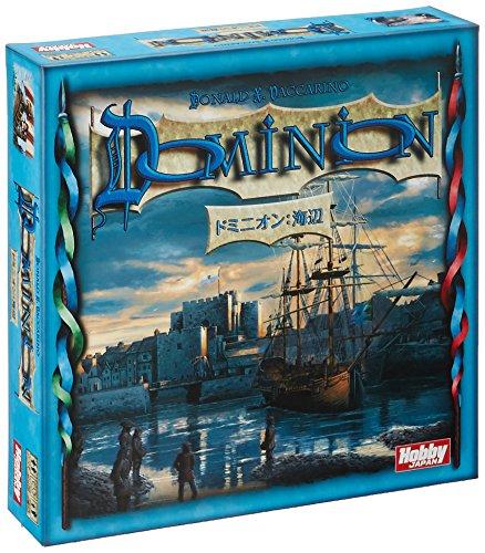 ドミニオン拡張セット 海辺 (Dominion: Seaside) (日本語版) カードゲームの詳細を見る