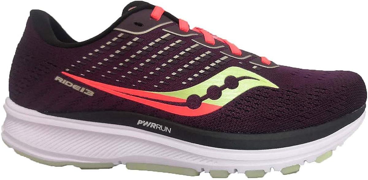 Saucony Women's Wholesale Ride 13 Running Shoe Size: Jackalope - Under blast sales Color: