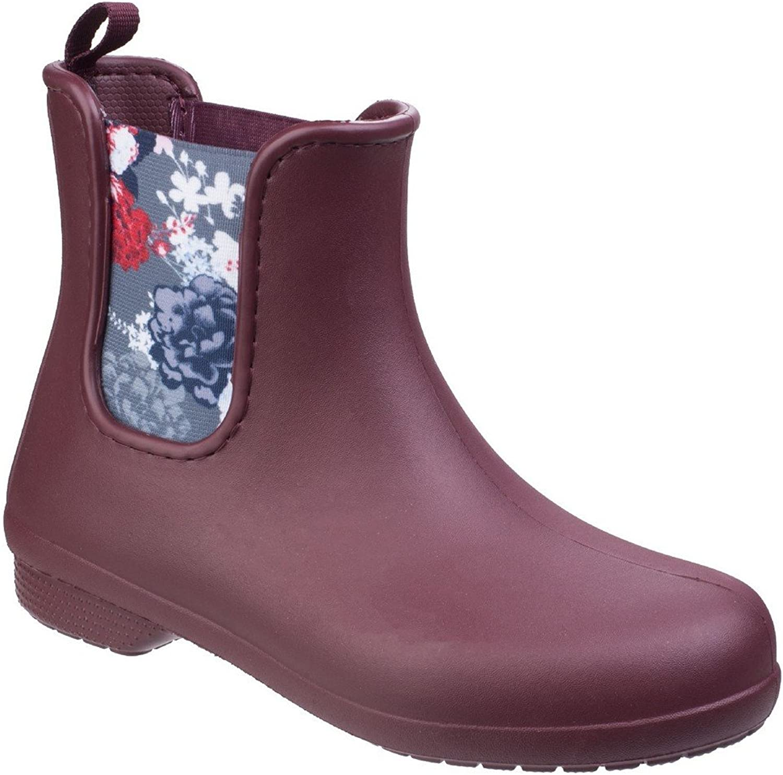 Crocs Womens Ladies Freesail Chelsea Boots