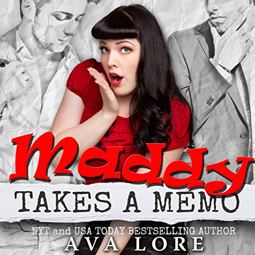 Maddy Takes a Memo audiobook cover art