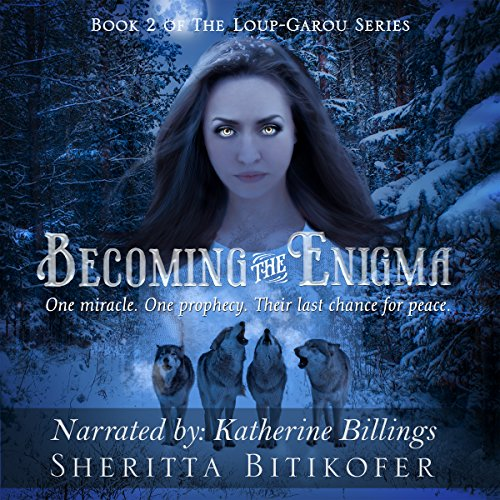 Couverture de Becoming the Enigma