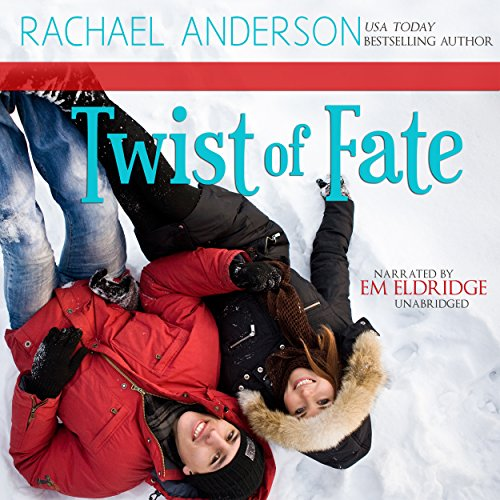 Twist of Fate audiobook cover art
