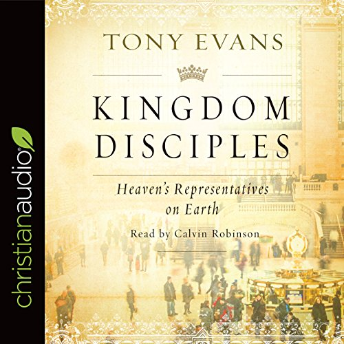 Kingdom Disciples audiobook cover art