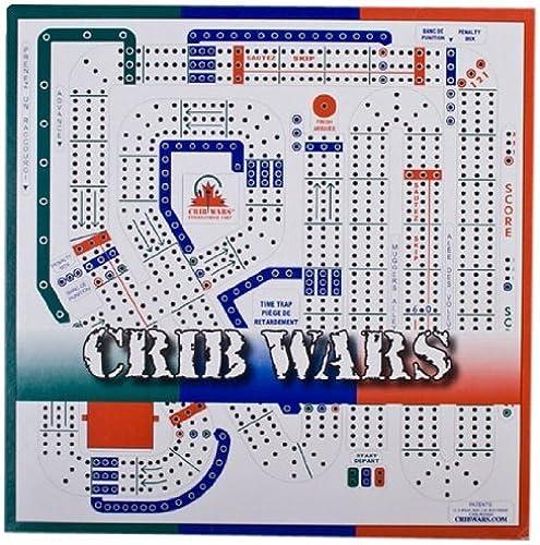 sorteos de estadio Crib Wars Board Game by Everest Everest Everest Toys  nueva marca