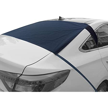 57.9 X 46.5 Inches JMIA Shadow The Hedgehog Car Front Windshield Snow Cover Protection of Antifreeze Sunshade Used in Most Cars and SUV
