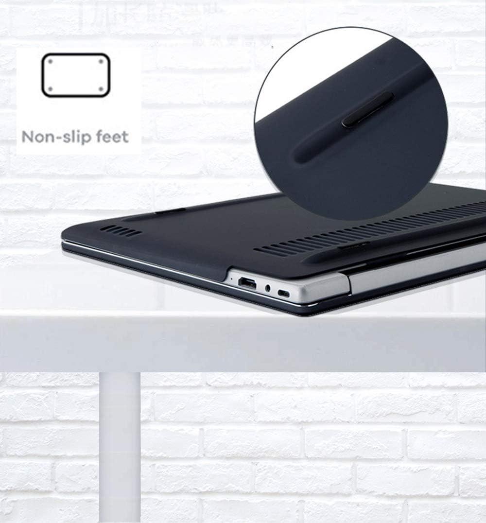 Cubierta de Carcasa r/ígida de pl/ástico Esmerilado Case para Huawei Matebook 14 2020 YGoal Funda Compatible con Huawei Matebook 14 2020 Negro