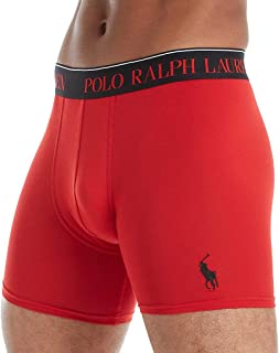 Polo Ralph Lauren Stretch Jersey Boxer for Men - Rl2000 Red
