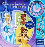 Disney Princess Clock Book