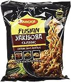 Maggi - Fideos Yakisoba Classic - 8 Paquetes de 120 gr - Total 960 gr