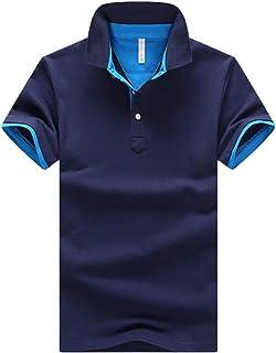 SmaidsxSmile(スマイズ スマイル) ポロシャツ Tシャツ トップス 半袖 襟 付 レイヤード ボタンダウン 重ね着 メンズ
